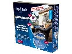 Kit de Climatización para Exteriores Drip&Fresh C5115N